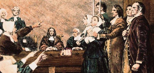 самая известная ведьма в истории несколько различных