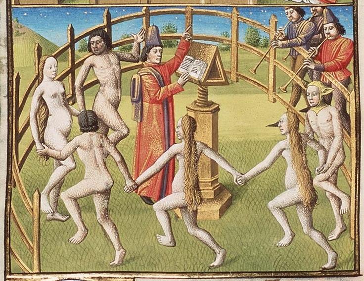 Как в Средневековье лечили от нимфомании